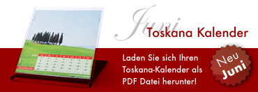 Toskana Kalender PDF