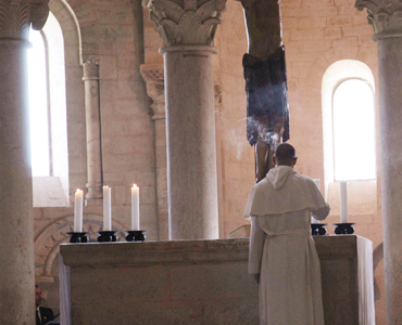 Kloster Sant`Antimo